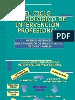 PRIMERA FASE . EL DIAGNÓSTICO SOCIAL VIII