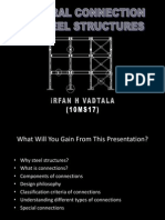 General Connection in Steel Structures