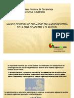Manejo Residuos Agroindustria Del Azucar y El Acohol