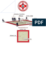 Kyokushin Contest Area