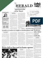September 24, 2012 Issue