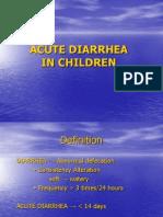 Treatment of Acute Diarrhea in Children.(English).Ppt-rev Skill Lab (2)