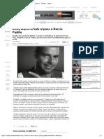 Ricky Martin le sale al paso a García Padilla - WAPA