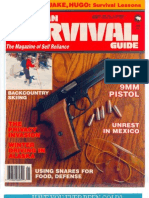 American Survival Guide January 1990 Volume 12 Number 1