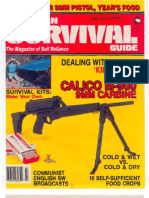 American Survival Guide March 1990 Volume 12 Number 3