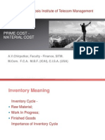 2 - Material Cost