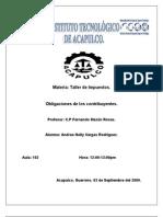 Obligaciones de Los Contribuyentes Segun El c.f.f (Tarea 2) 7-Sep-09 (2)[1]