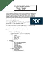 SPW07 Therapeutics - Paediatrics - Case Studies
