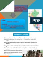 Entorno Subregional