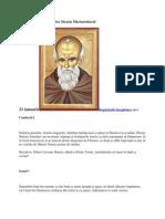 Acatistul Sf. Maxim Marturisitorul
