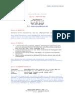 Resume 11111111