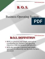 BOS chart