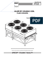 Modul Air Fluid Coolers 1800