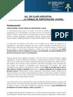 Texto Mesa participación Congreso Don bosco 2012