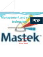 Management and Software Technology
