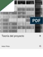 Helio Piñón. Teroría del Proyecto.unlocked