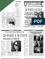 Versión impresa del periódico El mexiquense 24 septiembre 2012