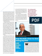 Eureka Forbes - How We Built the Sales Force