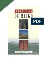 Tecnicas de Riego (FY)