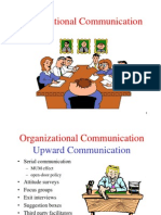 Chap 11 - Organizational Communication - Student Version