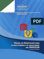 Manual Para El Facilitador Del Profocom