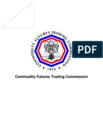 CFTC Structure and Regulations