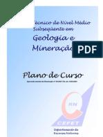 Geologia e Mineracao -Natal