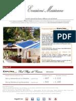 Evasioni Messicane di Press Tours  - Da Settembre a Novembre 2012