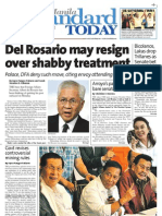 Manila Standard Today -- Tuesday (September 25, 2012) issue