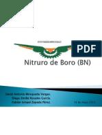 Nitruro de Boro (BN)