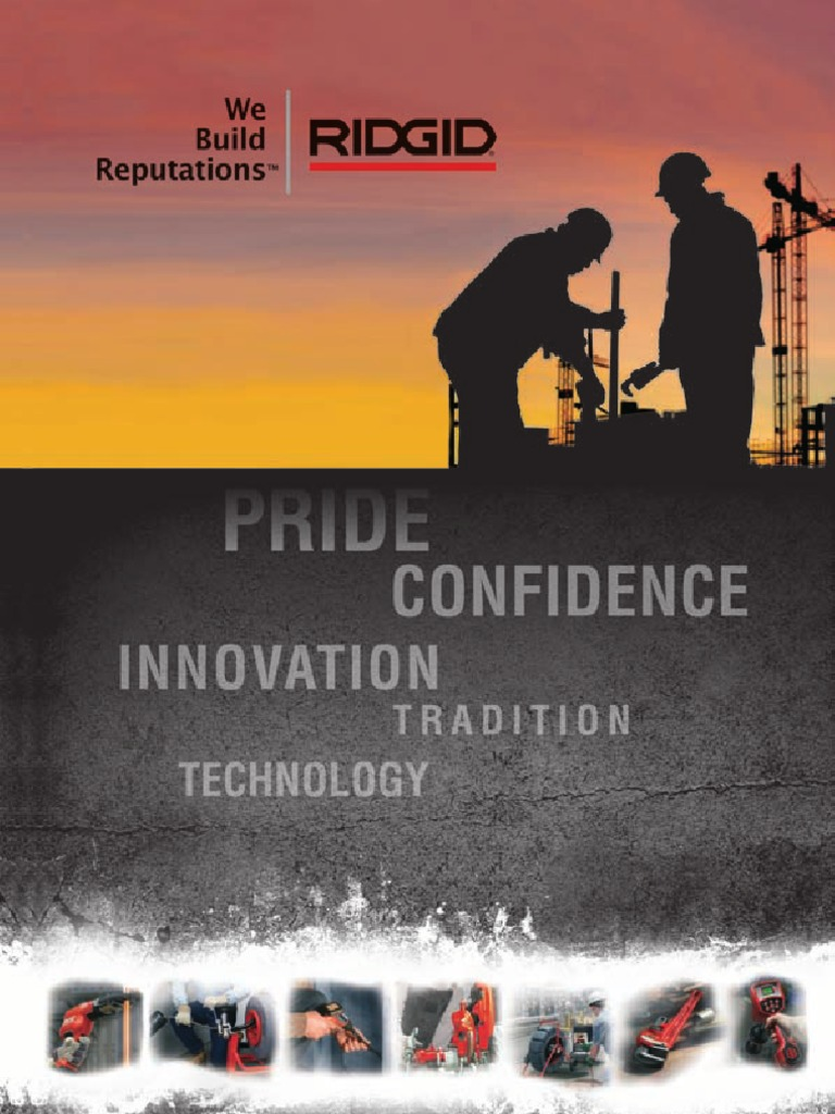 Ridgid Tools Catalog Cosmo Petra Safe Lifting Solutions Www Vj 98 Pipe Stand 56657 Cpworks Eg Fluid Conveyance Innovation