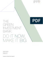 The green investment bank