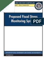 Fiscal Stress Monitoring