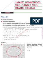61916778 UNIDAD 08 Lugares Geometricos en El Plano y en El Espacio Conicas (NXPowerLite)