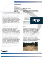 Economic Conditions for Balancing Earthwork