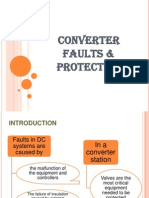 Converter Faults & Protection