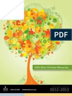 91816248 Faith Alive 2012 2013 Resource Catalog