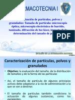 Subir Caracterizacion de Particulas, Polvos y Granulados