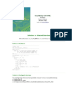 Pedroni MITPress 1stEdition SolutionSamples