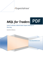 MQL for Traders