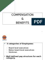 IOCL Compensation