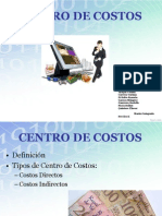 Centro de Costos