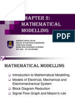 Chapter 2_mathematical Modelling