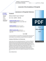 Indmedica - Journal of the Academy of Hospital Administration
