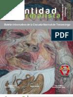 Boletín Identidad Normalista No. 23 y 24