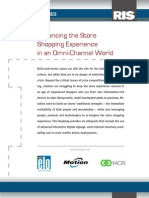 RIS Roadmap May 2012; Enhancing the Store Shopping Experience in an Omni-Channel World