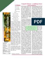 Newsletter Sep12