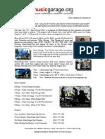 Third Anniversary Press Release2