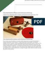 Roscas de madeira « COISAS de MADEIRA