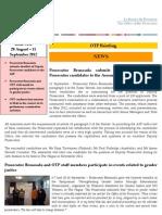 OTP Briefing 28 August - 11 September #130